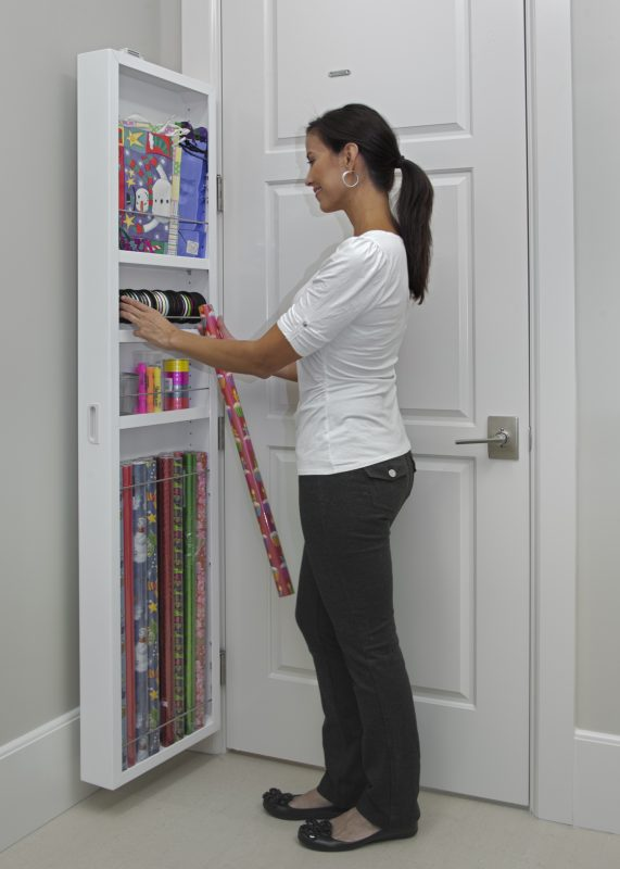 Full Cabidor Unit, mounted on door.